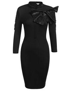 Bandeau kleid elegant