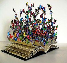 que sería de los libros sí no se convirtieran en sueños?...