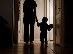 When Motherhood Means Sitting in the Dark With My Child via @helloparentco