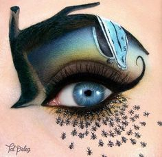Galeri Foto Seni Gambar Eyes Shadow Menakjubkan   Download Foto Fb HD