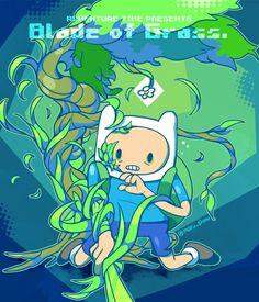 Adventure Time: Finn Sword