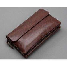 Clutch leather bag, clutch bag leather
