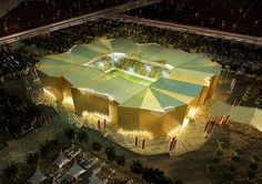 World Cup 2022: Qatar's stadiums in pictures