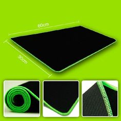 Gaming mouse pad huge new rubber xl extra large size gaming mouse pad blocked 600 * 300 * 3mm laser optical trackball mouse pad