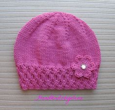 Knit Hat Eva- free till April 5