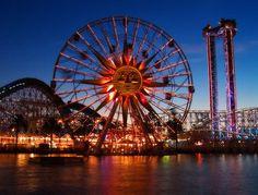 Anaheim, California - California Adventure