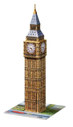 Puzzle Big Ben - Londres - Puzzles 3D