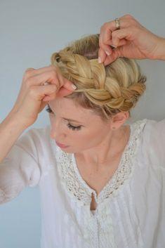 Can someone braid my hair
