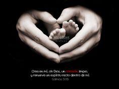 Crea en mi, oh Dios, un corazón nuevo...