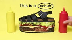 This Is Not a Shoe | schuh