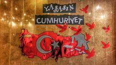 Yaşasın Cumhuriyet... #cumhuriyet #yaşasıncumhuriyet #93yıl🇹🇷 #93yıl🇹🇷cumhuriyetimizin #93yıl #turkiye #turkey🇹🇷 Preschool Education, Origami, Mandala, Instagram, Decor, Card Stock, Photo Illustration, Decoration, Origami Paper