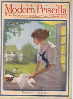 The Modern Priscilla June 1918