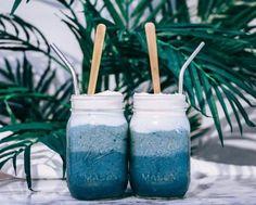 Smoothie wasrtwowe: 8 pomysłów #smoothie #owoce #koktajl #summerfood #coctails #summerdrinks #smoothierecipe #przepisy #kiwi #maliny #raspberry