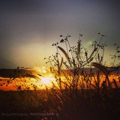 a Sunset at Spring Valley Ca. ~  San Diego Stunning Sunsets. by MenyoMunguia