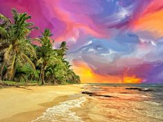 beautiful beaches in the world - Google Search