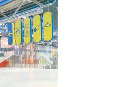 Sinalização Centre Pompidou