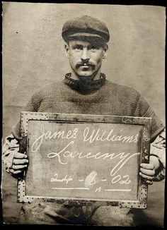 James Williams by Tyne & Wear Archives & Museums.  What a handsome chap!