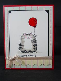 Penny Black Cat