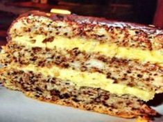 VÁNOČNÍ ořechovník je jeden z nejchutnějších ořechových zákusků, jaké jsme zkusili! Banana Bread, Desserts, Tailgate Desserts, Deserts, Postres, Dessert, Plated Desserts