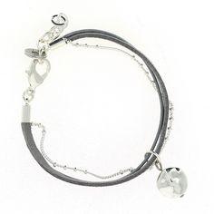 Bracelet NUAGE Gris - Chorange