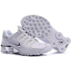 www.asneakers4u.com 314561 110 Nike Shox NZ White Black J04010