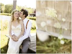 Beautiful Farm Wedding | Emily Tong Photography