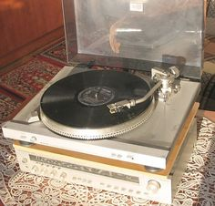 Record Players (1960's & 70's)