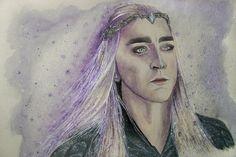 King of Mirkwood by KATWINCHESTER.deviantart.com on @DeviantArt