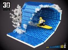 My boys love legos and now I'm a fan. This website has TONS of cool creations.