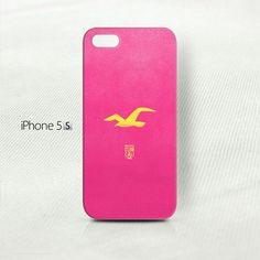 Hollister Co Club - iPhone 5 5S (3D) Cover Case