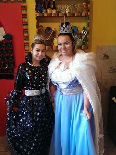 Večernica a zimná kráľovná