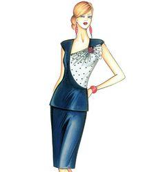 F3407 | Marfy Tunic | New Designs | Butterick Patterns