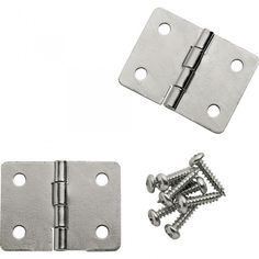 "44018 - 3/4"" x 5/8"" Butt Hinges"
