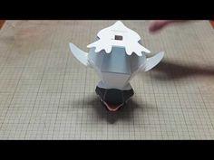 video: Haruki Nakamura's adorable creative papertoys | Les adorables papertoys créatifs d'Haruki Nakamura | GOLEM13.FR
