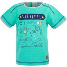 lief! lifestyle mintgroen t-shirt voor jongens | mintgreen t-shirt for boys | zomer 2015 | summer 2015