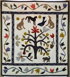 Modern Art Quilts | Wonkyworld: Contemporary Folk Art Quilting Retreat, Day 1