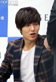 Lee Min Ho, Trugen fan meeting, 20111111.