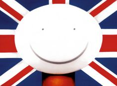 Best of British by Doug Hyde. From the new summer collection Bold, Bright & British  Available http://www.smartgallery.co.uk/artworks/doughyge006
