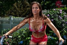 Today's BIG Picture - Stephanie McMahon Looking Shredded in a Bikini Stephanie Mcmahon Bikini, Stephanie Mcmahon Hot, Wwe Total Divas, Wwe Divas, Female Wrestlers, Female Athletes, Women Athletes, Wwe Wrestlers, Wwe Tna