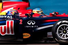 Mark Webber vs Fernando Alonso