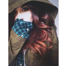 Ombre Hair - Acacia Clark