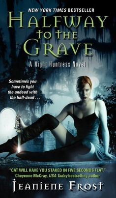 If you like vampire stories you will like reading Jeanine Frost Books.  Enjoy!