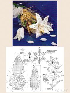 Watch The Video Splendid Crochet a Puff Flower Ideas. Wonderful Crochet a Puff Flower Ideas. Crochet Bouquet, Crochet Puff Flower, Crochet Cactus, Crochet Flower Tutorial, Crochet Leaves, Knitted Flowers, Crochet Flower Patterns, Crochet Art, Thread Crochet