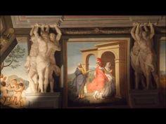 Angelini Paolucci Lazzarini,  Aeneas' rooms, Storie di Enea, Palazzo Pia...
