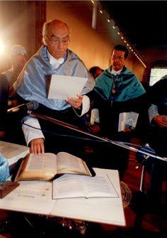 Saramago - Fotos cedidas por el Gabinete de Relaciones Institucionales y Protocolo
