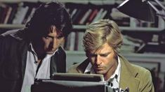 'All the President's Men' is back in a star-studded L.A. script reading and 'West Wing' reunion