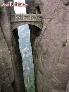 Il Ponte degli Immortali in Cina - E' ilponte ...