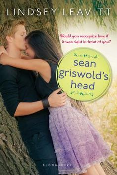 Grade 7 & 8 Briscoe. Sean Griswold's Head by Lindsey Leavitt. After discovering that her father has multiple sclerosis, fifteen-year-old Payton begins counseling sessions at school, which lead her to become interested in a boy in her biology class, have a falling out with her best friend, develop an interest in bike riding, and eventually allow her to come to terms with life's uncertainties.
