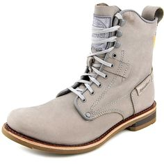 CATERPILLAR > Orson Round Toe Leather  Boot