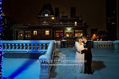 Just a quick sneak peek for Matt and Melissa's wedding! They had the ceremony and reception at the Historic Lougheed House in Calgary. It was a beautiful night with the snow falling softly as they vowed to be together always. Being a evening wedding we got some real neat images as we used…